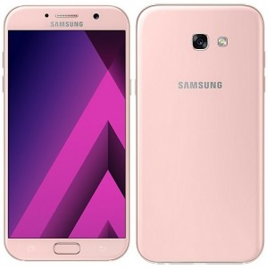 Samsung Galaxy A7 (2017) Duos A720F Pink (UA UCRF)