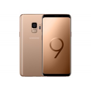 Samsung G960FD Galaxy S9 256 GB (Gold) duos