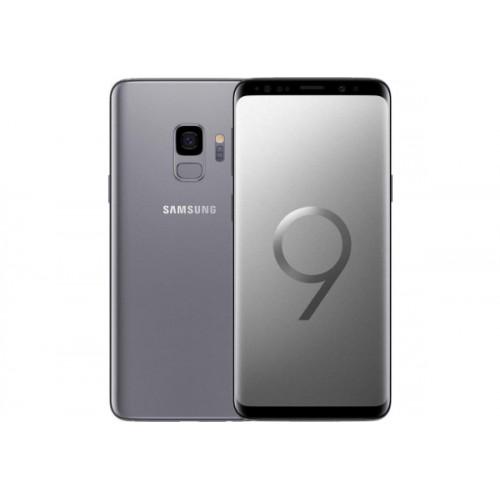 samsung g960fd galaxy s9 256 gb titanium grey duos. Black Bedroom Furniture Sets. Home Design Ideas