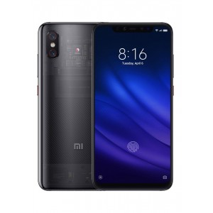 Xiaomi Mi 8 PRO 8/128Gb Transparent Black