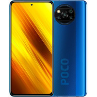 Xiaomi Poco X3 6/64GB Cobalt Blue (В наличии)