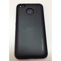 Противоударный бампер Caseology (Black) для Xiaomi Redmi 4X