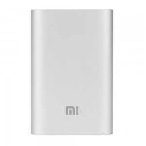 Xiaomi Mi Power Bank 10000 mAh Silver