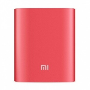 Xiaomi Mi Power Bank 10000 mAh Red