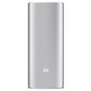 Xiaomi Mi Power Bank 16000 mAh Silver