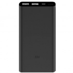 Xiaomi Mi Power Bank 2i 10000 mAh Black