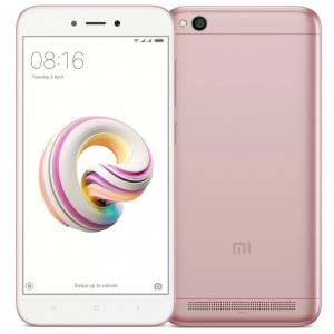 Xiaomi Redmi 5A 2/16Gb Rose Gold (12 мес. гарантии)