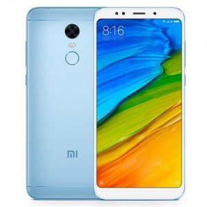 Xiaomi Redmi 5 Plus 4/64Gb Blue (12 мес. гарантии)