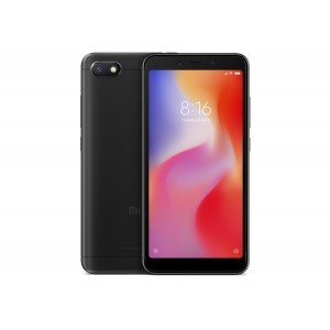 Xiaomi Redmi 6A 2/16Gb Black