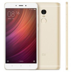 Xiaomi Redmi Note 4 3/64Gb Gold (12 мес. гарантии)