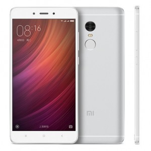 Xiaomi Redmi Note 4 3/64Gb Silver