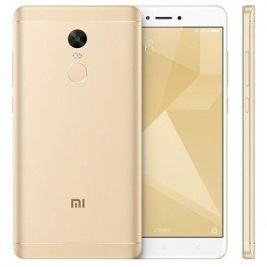Xiaomi Redmi Note 4x 32GB Gold (12 мес. гарантии)