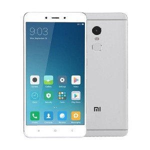 Xiaomi Redmi Note 4x 32GB Silver (12 мес. гарантии)