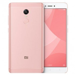 Xiaomi Redmi Note 4x 32GB Pink (12 мес. гарантии)