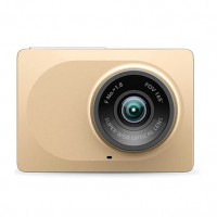 Xiaomi Yi Smart Dash Camera (1080P/130°) Gold