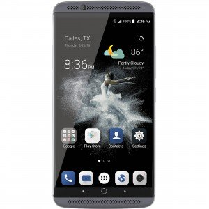 ZTE Axon 7 64GB Quartz Grey (12 мес. гарантии)